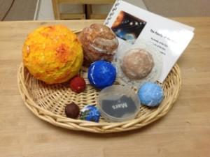 Solar System- Montessori