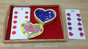 Heart Counting- Trillium Montessori Math