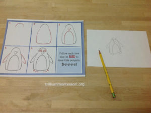 Drawing Guide- Trillium Montessori
