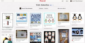 Antarctica Pinterest Board