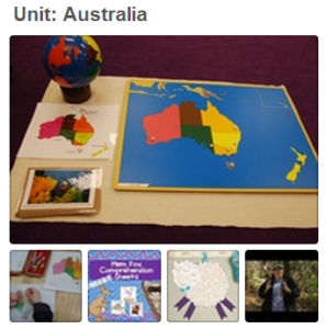 Australia Unit Pinterest Board- Trillium Montessori