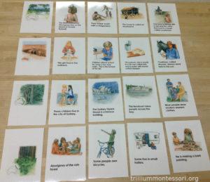 Biomes of Australia Trillium Montessori