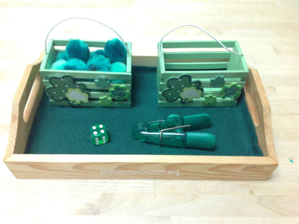 Roll and Transfer- Trillium Montessori