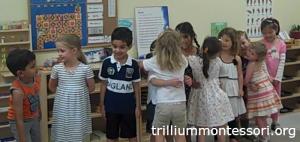 Montessori Graduation- Saying Goodbye