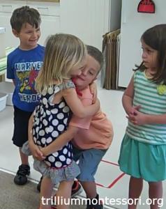 Montessori Graduation- Saying goodbye 2