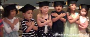 Montessori Graduation- Peace Blessing