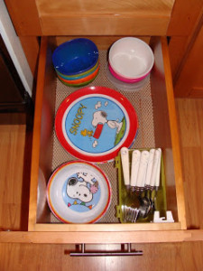 Environment-KitchenDrawer from Our Montessori Chronicles