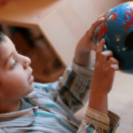 Introduction to Geography for preschool and Montessori