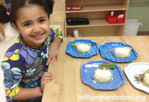 Preschool Thanksgiving Feast- Homemade Butter