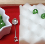 December and Christmas Fine Motor Activities