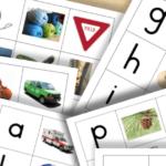 Free Montessori Printable Initial (Beginning) Sound Sorting Cards