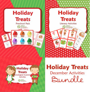 Holiday Treats Bundle Cover