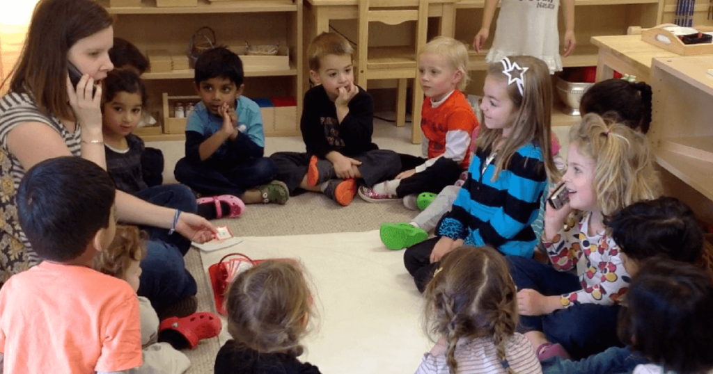 Grace and Courtesy Montessori manners