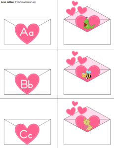 Love Letters Cards