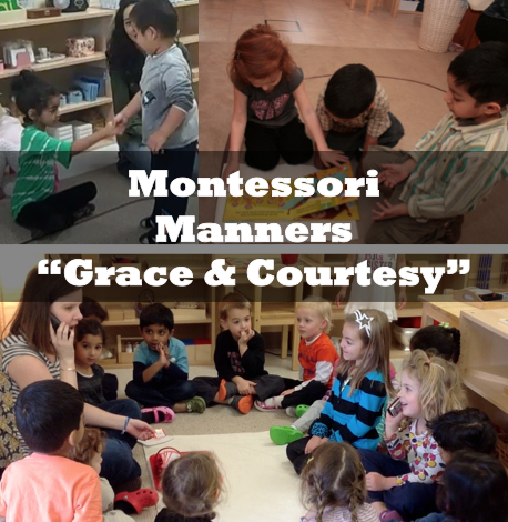 Montessori Manners Grace and Courtesy