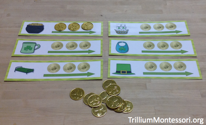 St Patricks Day Phonological Awareness Activity Phoneme Segmenting and Blending