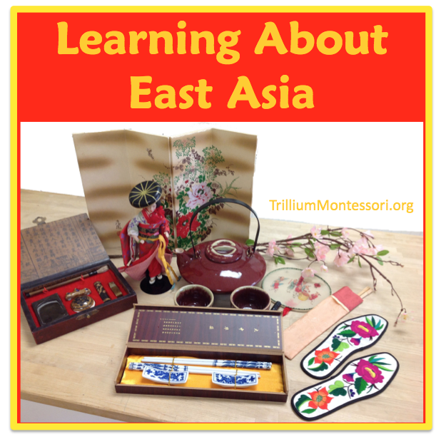 Learning About East Asia