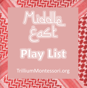 Middle East Music Playlist for Children