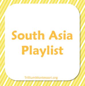 South Asia Playlist