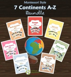7 Continents A-Z Bundle Thumbnail 1
