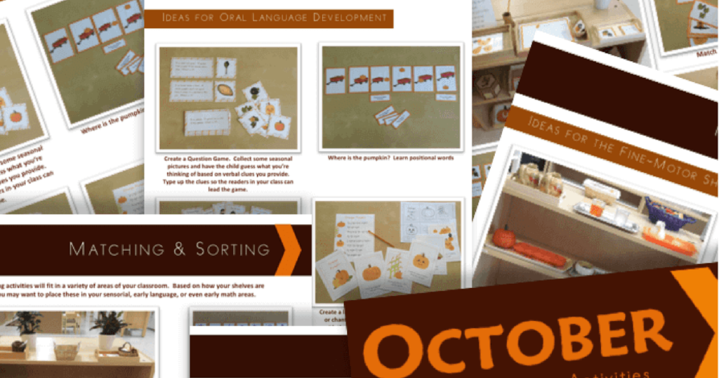 Free Printable: Get Ready for October