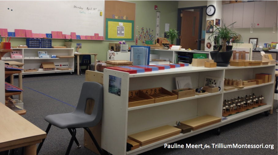 Montessori Classroom Pauline Meert