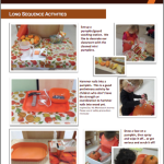 Ideas for Long Sequence Practical Life Activities