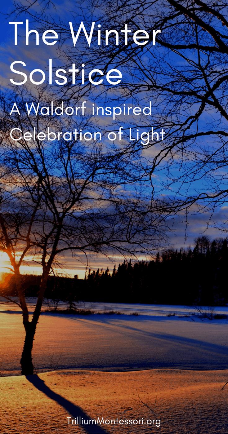 Winter Solstice A Celebration of Light