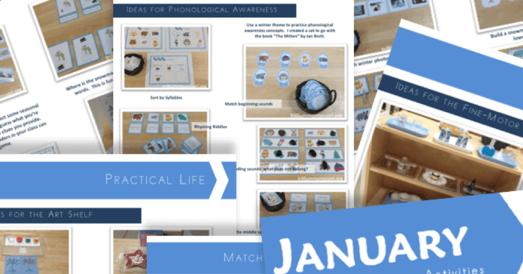 Free Printable: Get Ready for January