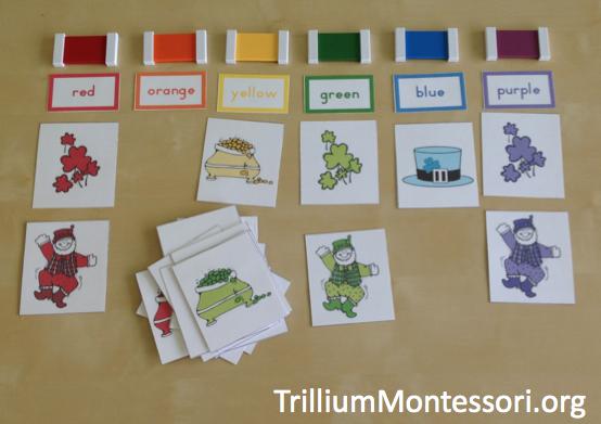 Post image for March Preschool Activities