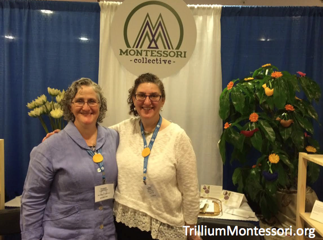 Montessori Collective at the AMS Montessori Conference in Philapdelphia