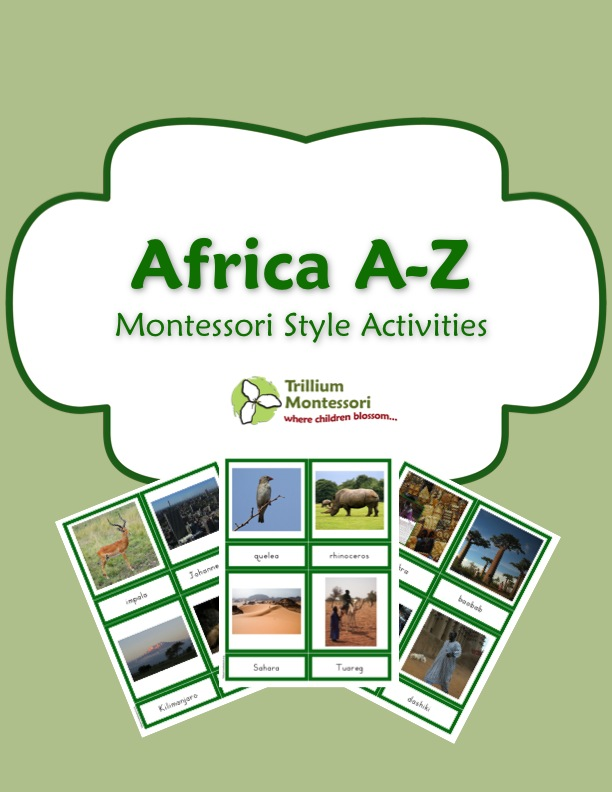7 Continents A-Z