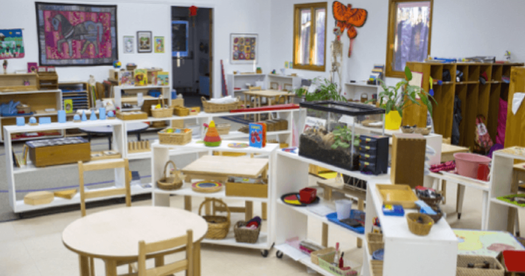 Classroom Showcase: April Waxler