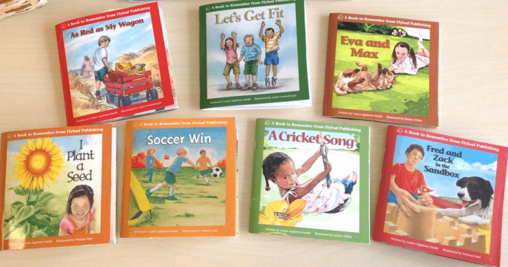 Phonetic Books for Beginning Readers