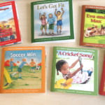 Phonetic Books for Beginning Readers