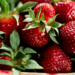 Preschool learning activities about strawberries