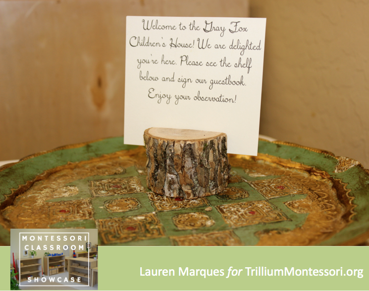 Lauren Marques Montessori Classroom Showcase 1