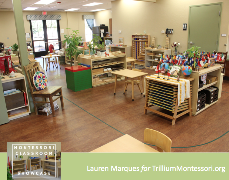 Lauren Marques Montessori Classroom Showcase 3
