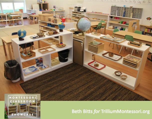 Classroom Showcase Beth Bitts Trillium Montessori
