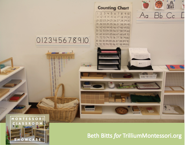 Montessori Classroom Showcase Beth Bitts Math 2