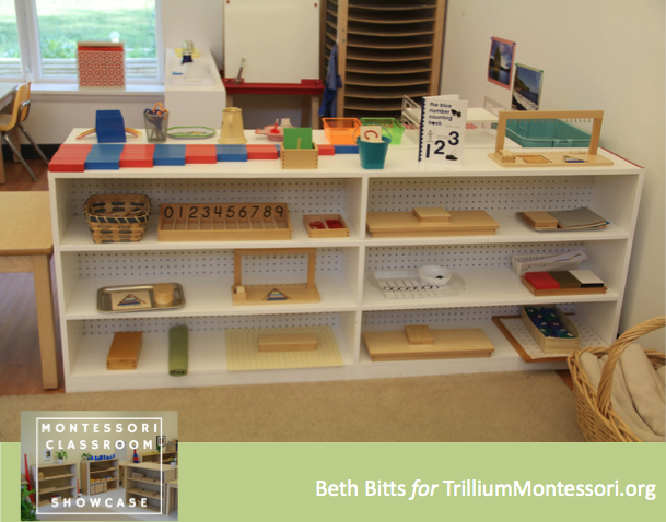 Montessori Classroom Showcase Beth Bitts Math