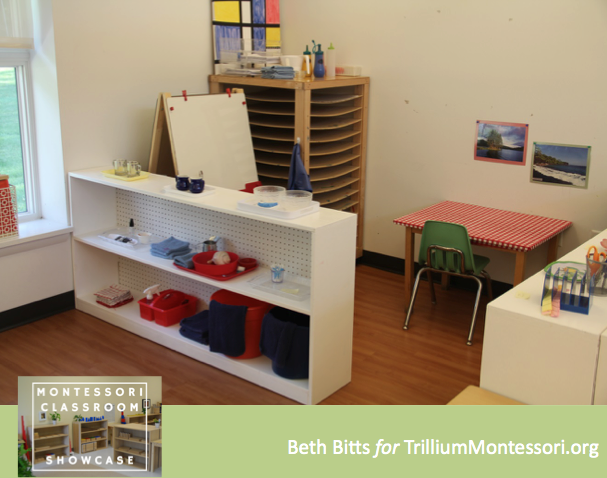 Montessori Classroom Showcase Beth Bitts Practical Life 2