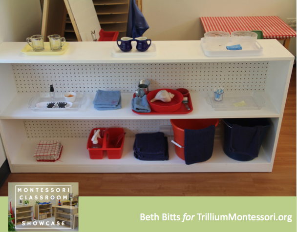 Montessori Classroom Showcase Beth Bitts Practical Life 3