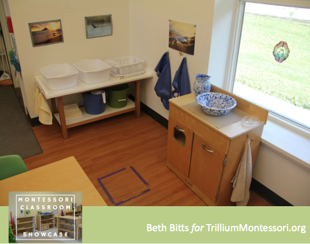 Montessori Classroom Showcase Beth Bitts Practical Life 4
