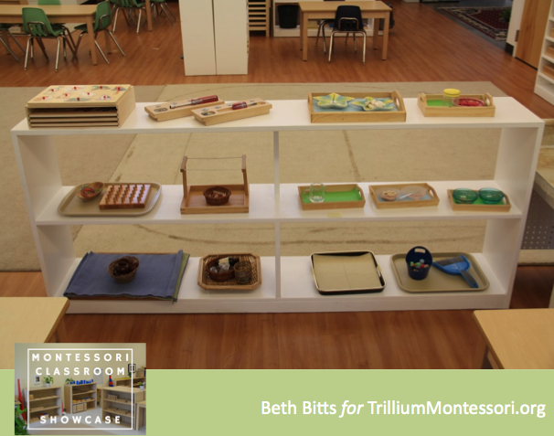 Montessori Classroom Showcase Beth Bitts Practical Life 5
