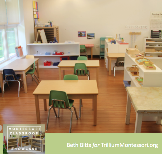 Montessori Classroom Showcase Beth Bitts Practical Life