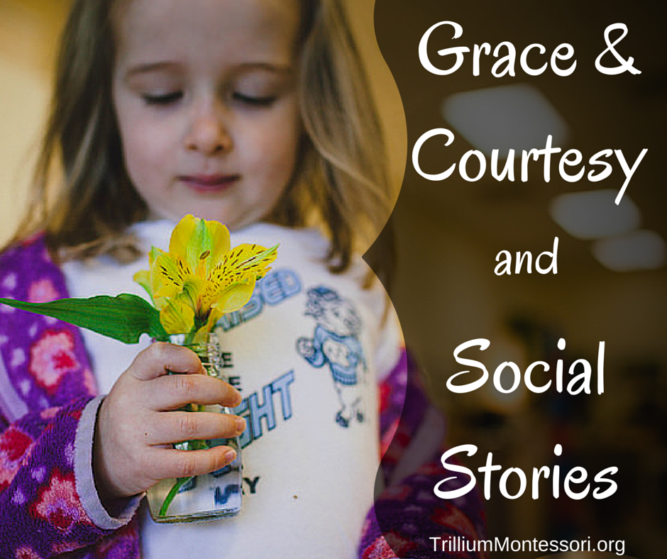 Grace & Courtesy and Social Stories