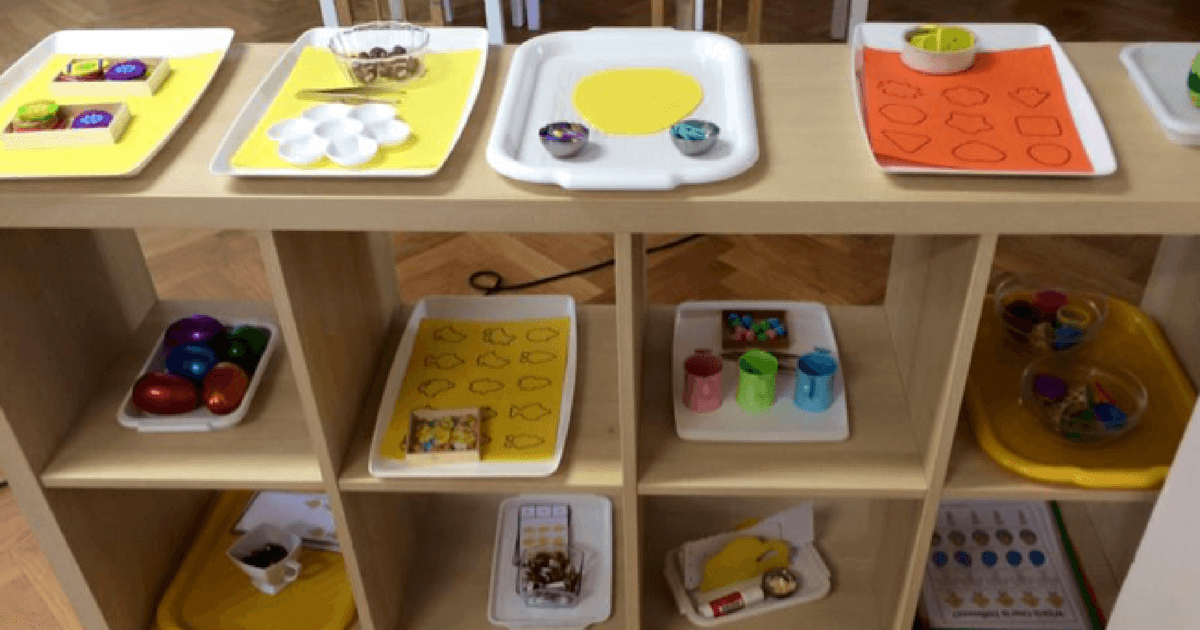 Classroom Theme Ideas For Toddlers ~ Easter preschool activities trillium montessori