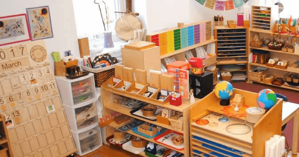 A Tour of Audrey's Montessori Classroom