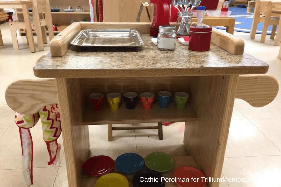 Montessori Food Preparation And Cooking Inspiration
